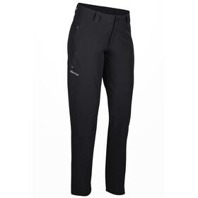 Marmot Scree Spodnie short Size Kobiety, black